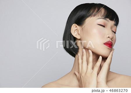 女性 ビューティーシリーズ カラーバック 46863270