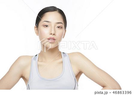 女性 スポーツウェア 46863396