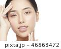 人物 ポートレート 女性の写真 46863472