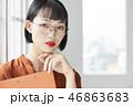 人物 女性 アジア人の写真 46863683