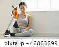 女性 若い女性 アジア人の写真 46863699