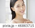 女性 ドレスアップ 46863715