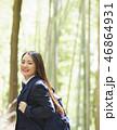 人物 ポートレート アジア人の写真 46864931
