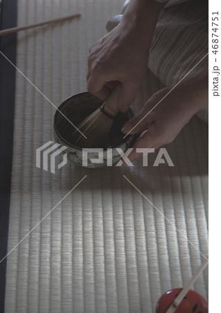 茶道 炉 手元 46874751