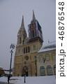 クロアチア ザグレブ 聖母被昇天大聖堂 46876548