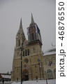 クロアチア ザグレブ 聖母被昇天大聖堂 46876550