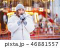 ウィンター 冬 アウトドアの写真 46881557