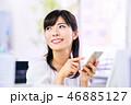 ビジネスウーマン ビジネス 女性の写真 46885127