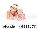 子供 ベビー 赤ちゃんの写真 46885175