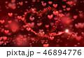 ハート ハートマーク 心臓のイラスト 46894776