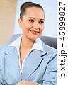 キャリアウーマン ビジネスウーマン 女性実業家の写真 46899827
