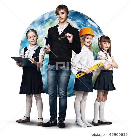 Future profession 46900636