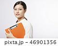 女性 アジア人 ビジネスの写真 46901356