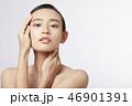 人物 ポートレート 女性の写真 46901391