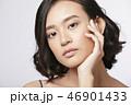 人物 ポートレート 女性の写真 46901433