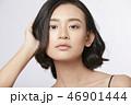人物 ポートレート 女性の写真 46901444