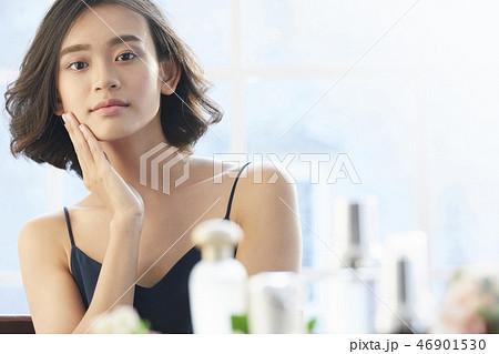 女性 ビューティーイメージ 46901530