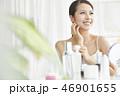 女性 若い女性 アジア人の写真 46901655