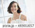 ポートレート 女性 ビューティーの写真 46901657