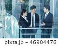 ビジネス 人々 人物の写真 46904476