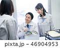 ビジネス 会話 建設の写真 46904953