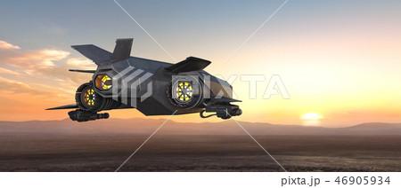 宇宙船 46905934