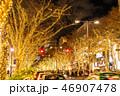《東京都》表参道・冬のイルミネーション 46907478