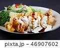 チキン 鶏肉 鶏の写真 46907602