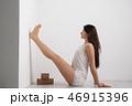女 女の人 女性の写真 46915396