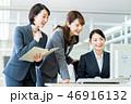 ビジネスウーマン ビジネス 女性の写真 46916132