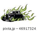 ベクタ ベクター ベクトルのイラスト 46917324