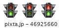 トラフィック 交通 通行のイラスト 46925660
