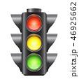 トラフィック 交通 通行のイラスト 46925662