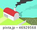 環境 汚れた 汚れのイラスト 46929568