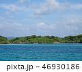 石垣島 風景 海の写真 46930186