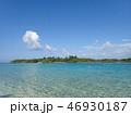 石垣島 風景 海の写真 46930187