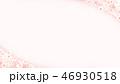 桜 ピンク 背景のイラスト 46930518