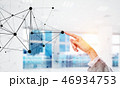 結びつき 繋がり 通信の写真 46934753