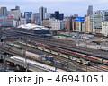 建設中の高輪ゲートウェイ駅(東京総合車両センター田町センター) 46941051