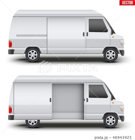 classic service van minibus 46943925