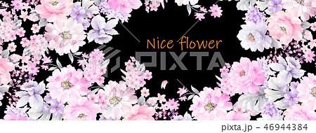 花 フラワー お花 46944384