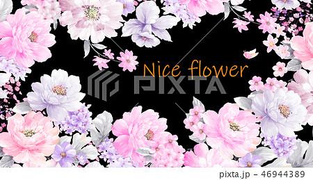 花 フラワー お花 46944389
