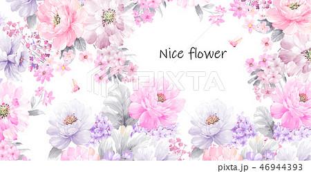 花 フラワー お花 46944393