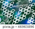 ビジネス 商売 データのイラスト 46963896