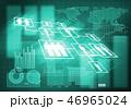 ビジネス 商売 データのイラスト 46965024