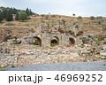 Ephesus ruins ancient Greek city in Izmir, Turkey 46969252