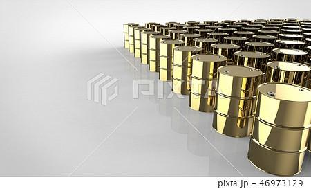 ドラム缶 黄金 大量 右 46973129