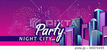Banner City Party 46974495