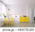 キッチン 厨房 台所のイラスト 46978160