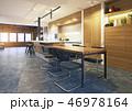 modern loft kitchen 46978164